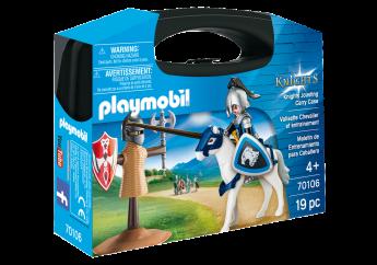 Playmobil 70106 Valigetta Cavaliere (Playmobil Knights)