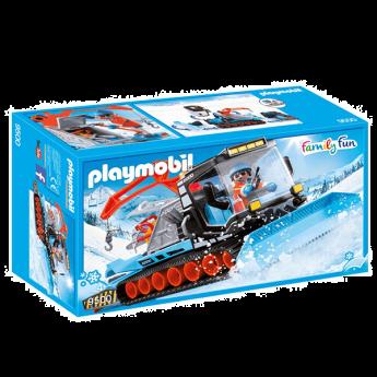 Playmobil 9500 Gatto Delle Nevi (Playmobil City Action)