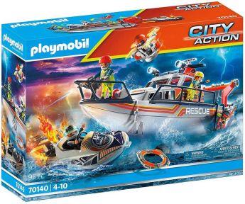 Gioco Motovedetta della Guardia Costiera | Playmobil