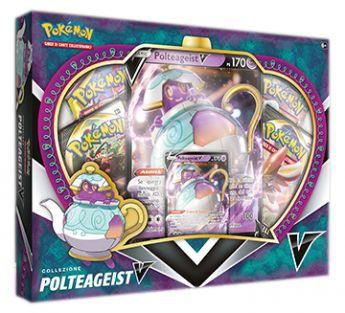 Pokémon V Collezione Polteageist | Gioco di Carte Collezionabili