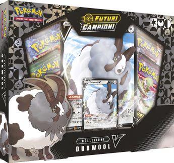 Pokémon V Futuri Campioni Collezione Speciale Dubwool-V