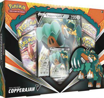 Pokémon V Collezione Copperajah | Gioco di Carte Collezionabili