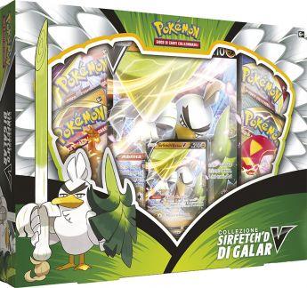 Pokémon V Collezione Sirfetch'd di Galar | Gioco di Carte Collezionabili
