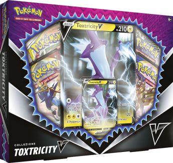 Pokémon V Collezione Speciale Toxtricity | Gioco di Carte Collezionabili