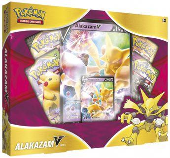 Pokémon V Collezione Speciale Alakazam | Gioco di Carte Collezionabili