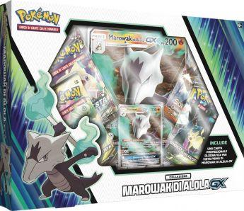 Pokémon GX Collezione Marowak di Alola   Gioco di Carte Collezionabili