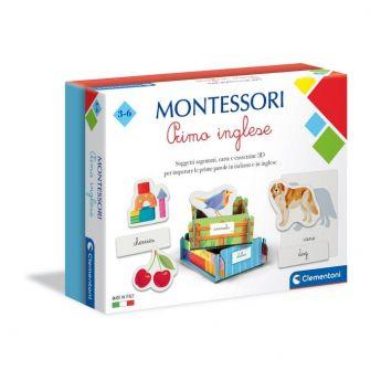 Primo Inglese Montessori Clementoni