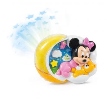 Proiettore Magiche Stelle Minnie Baby Clementoni su ARSLUDICA.com