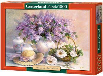 Giornata Fiorita (Puzzle 1000 pezzi Castorland)