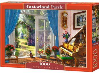 Puzzle 1000 pezzi Castorland Doorway Room View | Puzzle Paesaggi