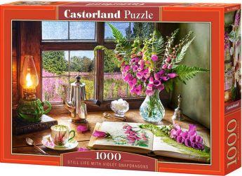 Puzzle 1000 pezzi Castorland Bocche di Leone | Puzzle Fiori