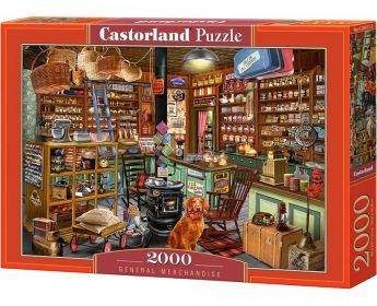 Puzzle 2000 pezzi Castorland General Merchandise | Puzzle Composizioni