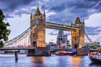 Puzzle Città 3000 pezzi Ravensburger La Bellissima Città di Londra