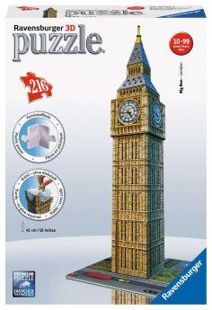 Puzzle 3D Ravensburger Big Ben