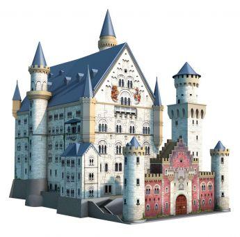 Puzzle 3D Ravensburger Castello di Neuschwanstein