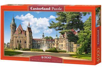 Moszna Castle, Poland (Puzzle 4000 pezzi Castorland)