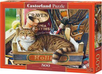 Puzzle 500 pezzi Castorland Fothergill | Puzzle Animali