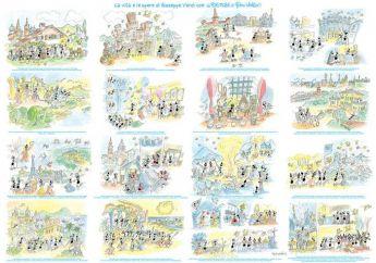 Verdi (Puzzle 1080 Pezzi Formiche)