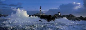 Lighthouse (Von Humbolt Puzzle Heye Panorama 1000 pezzi)