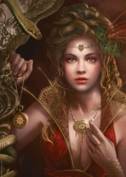 Gold Jewellery (Ortega Puzzle Heye 1000 pezzi)