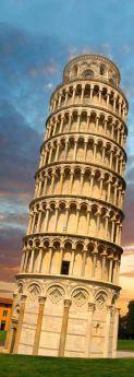 Tower of Pisa (Sights Puzzle Heye Panorama 1000 pezzi)