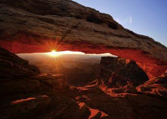 Mesa Arch (Von Humbolt Puzzle Heye 1000 pezzi)