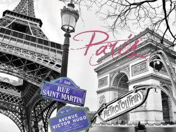 Puzzle Città 1500 pezzi Ravensburger A Parigi