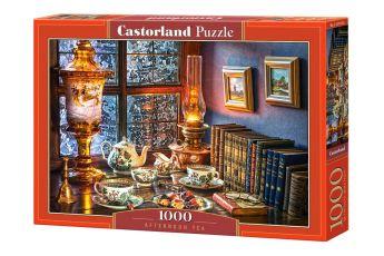 Puzzle 1000 pezzi Afternoon Tea Castorland su arsludica.com