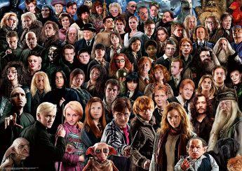 Puzzle 1000 pezzi Challenge Harry Potter Ravensburger