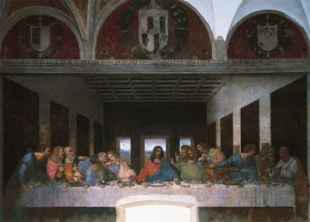 Puzzle Arte 1000 pezzi Ravensburger Leonardo Da Vinci: L'ultima Cena