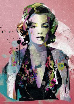 Puzzle 1000 pezzi Marilyn, Cheuk Heye su ARSLUDICA.com