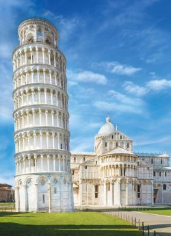 Puzzle Italia 1000 pezzi Clementoni Pisa