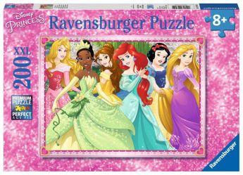 Puzzle 200 Pezzi XXL Ravensburger Disney Princess