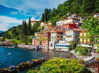 Puzzle Italia 500 pezzi Ravensburger Lago Di Como, Italia