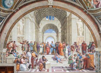Puzzle Arte 1000 pezzi Clementoni Raffaello La Scuola di Atena
