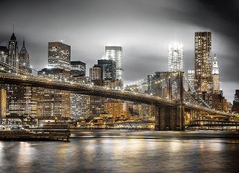 Puzzle Città 1000 pezzi Clementoni New York Skyline