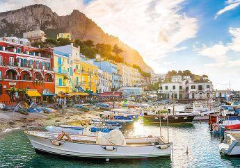 Puzzle Città 1500 pezzi Clementoni Capri