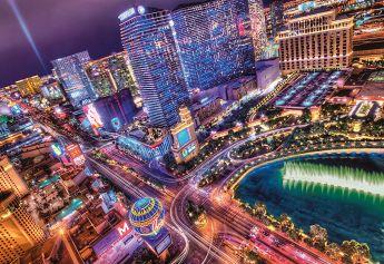 Puzzle Città 2000 pezzi Clementoni Las Vegas