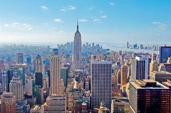 Puzzle Città 2000 pezzi Clementoni New York
