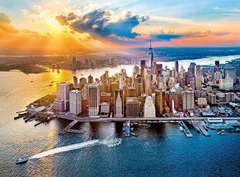 Puzzle 500 pezzi New York Clementoni su ARSLUDICA.com