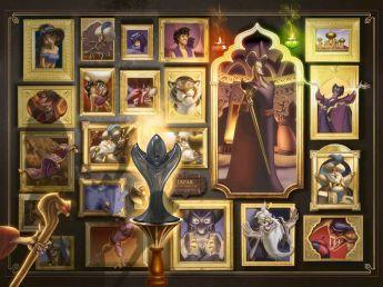 Puzzle Disney 1000 pezzi Ravensburger Jafar