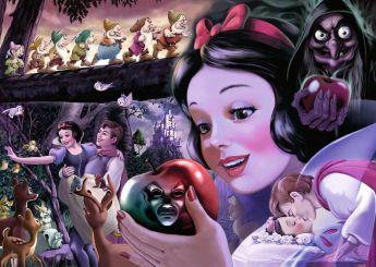 Puzzle Disney 1000 Pezzi Ravensburger Biancaneve