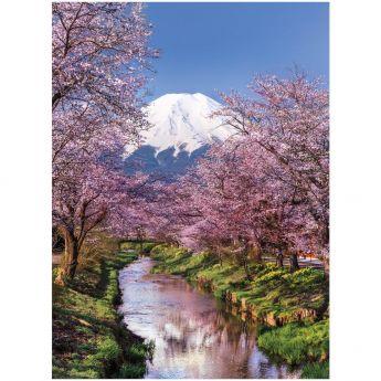 Puzzle Paesaggi 1000 pezzi Clementoni Monte Fuji