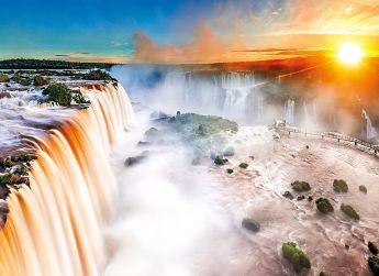 Puzzle Paesaggi 1000 pezzi Clementoni Waterfall