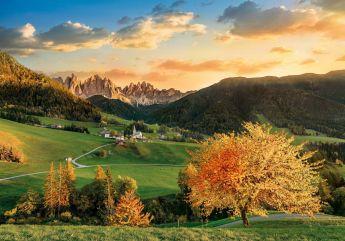 Puzzle Paesaggi 3000 pezzi Clementoni The Alps