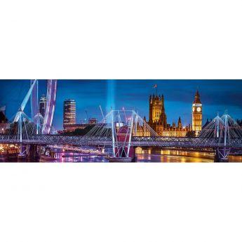 Puzzle Panorama 1000 pezzi Clementoni London 2