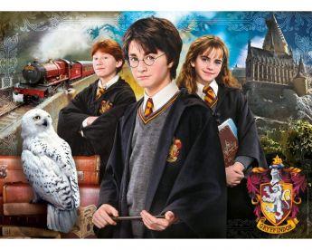 Puzzle Speciali 1000 pezzi Valigetta Harry Potter