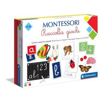 Raccolta Giochi Montessori Clementoni