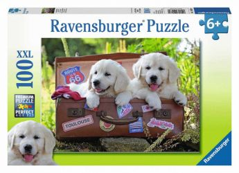Meritata Pausa (Puzzle 100 pezzi XXL Ravensburger)