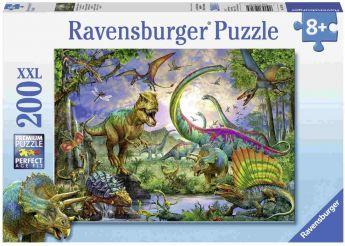 Nel Regno dei Giganti (Puzzle 200 pezzi XXL Ravensburger)